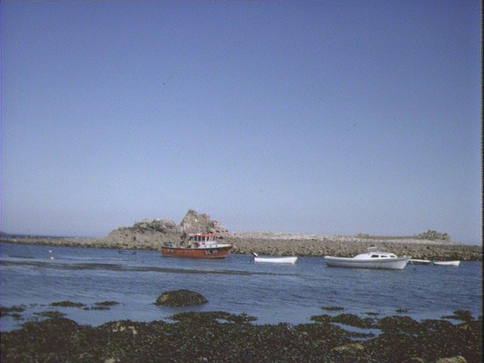 FISHING BOATS,PERIGLIS.-1986