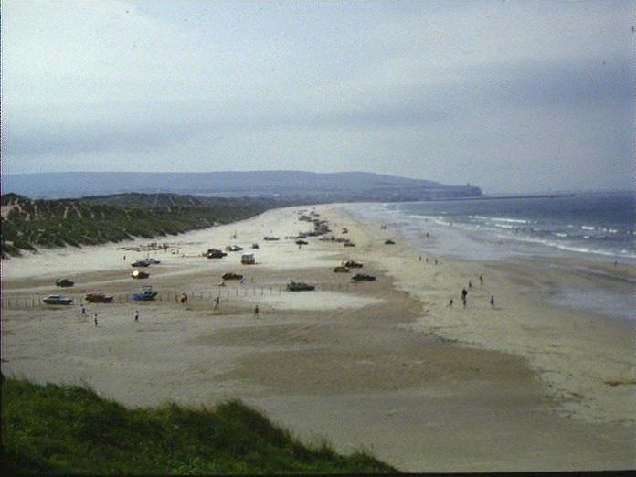 The Strand at Portstewart.-1986