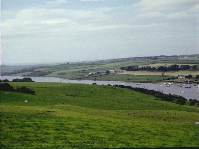 Estuary of River Bann.-1986