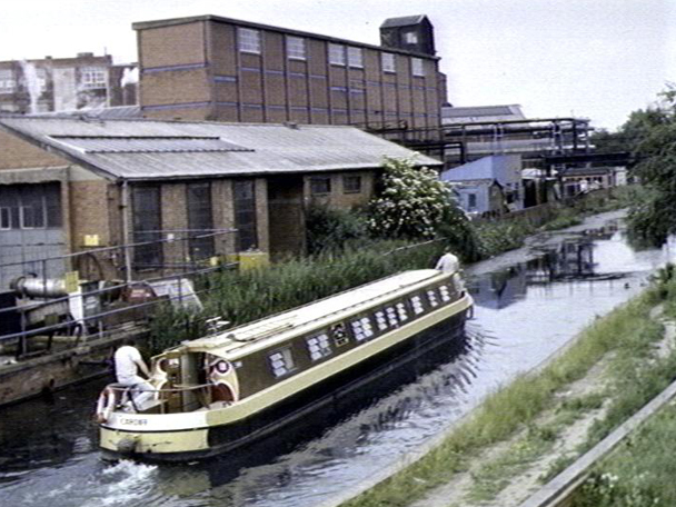 Coventry Canal 1986