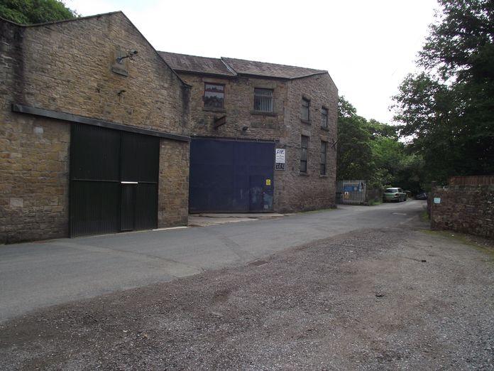 Samlesbury Mill