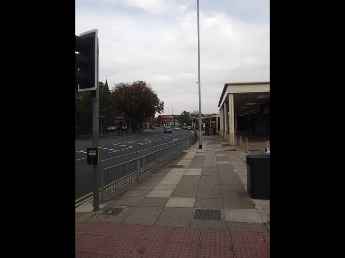 Beeston Shopping Centre 2011