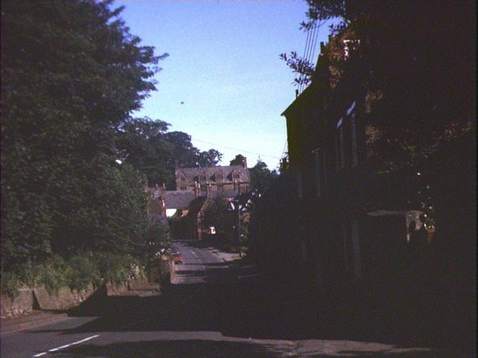 Church Hill Guilsboro' view N.