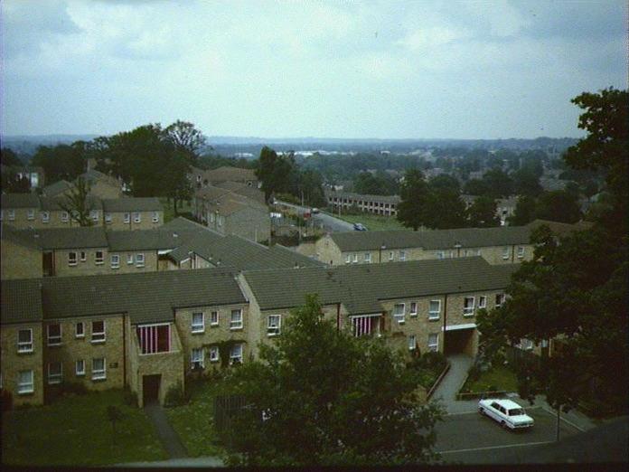 NEW ESTATE, ST JOHNS, 1980'S