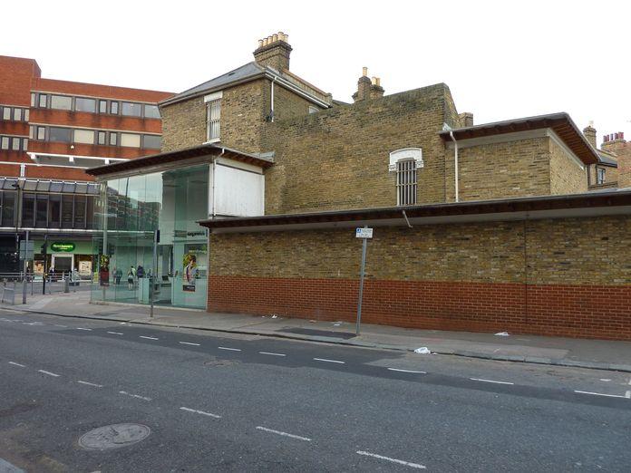 Corner of Alexandra Road N8 and High Road N22