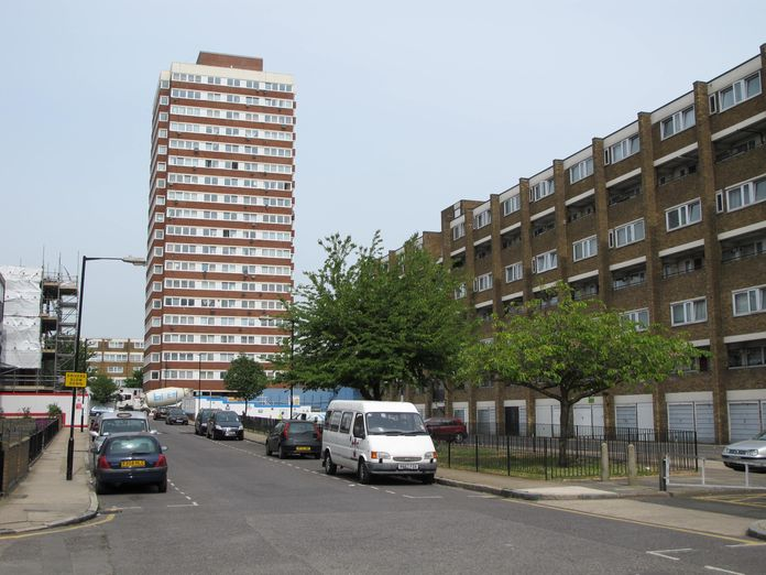 English Street, Looking North