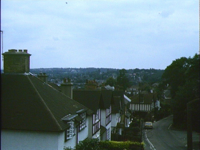 Bbc Domesday Reloaded Landscape View Of Loughton From 1986