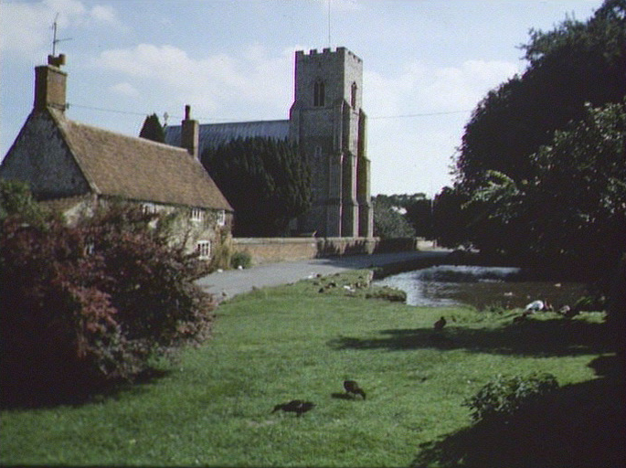 OLD HUNSTANTON CHURCH