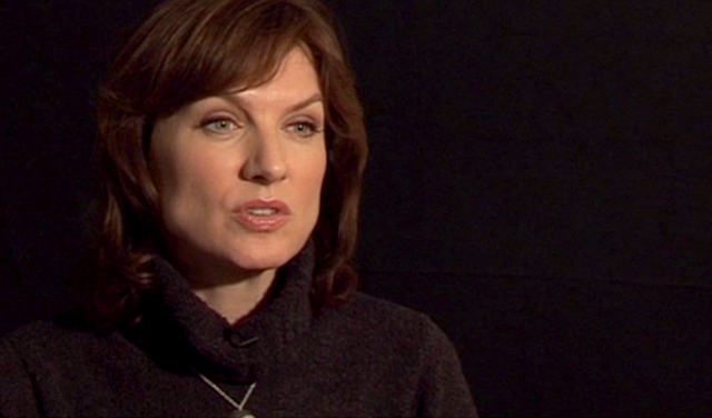 Fiona Bruce, presenter of the Six and Ten O'Clock News on BBC1, as well as a host of popular programmes.