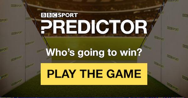 Football predictor game - Football - BBC Sport